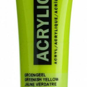 Amsterdam Acrylverf Groengeel 20 ml