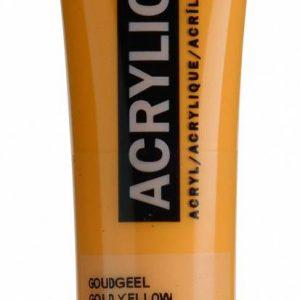 Amsterdam acrylverf Goudgeel 20 ml