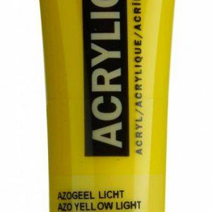 Amsterdam Acrylverf Azogeel Licht 20 ml