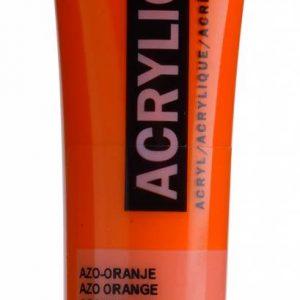 Amsterdam Acrylverf Azo Oranje 20 ml