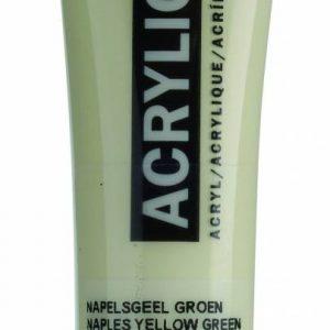 Amsterdam Acrylverf Napelsgeel Groen 20 ml