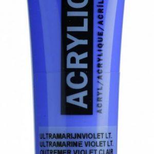 Amsterdam Ultramarijnviolet 20 ml Licht
