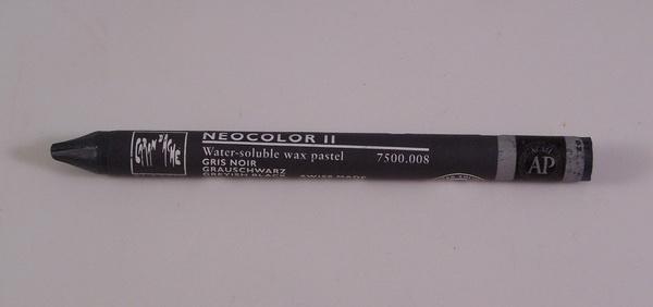 Neocolor II Greyish Black