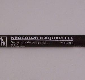 Neocolor II Black