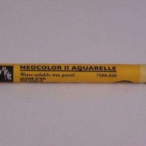 Neocolor II Golden Yellow
