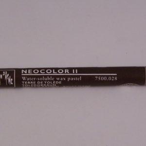 Neocolor II Toledo Brown