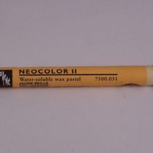 Neocolor II Orangish Yellow