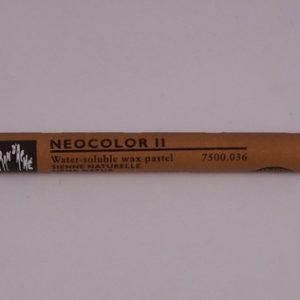 Neocolor II Raw Sienna
