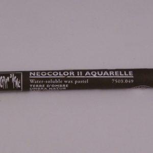 Neocolor II Umber