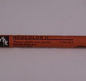 Neocolor II English Red