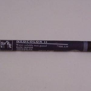 Neocolor II Indigo Blu