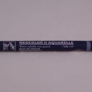Neocolor II Prussian Blue