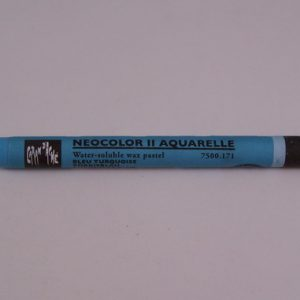 Neocolor II Turquoise Blue