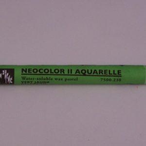 Neocolor II Yellow Green