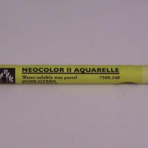 Neocolor II Lemon Yellow