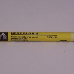 Neocolor II Canary Yellow