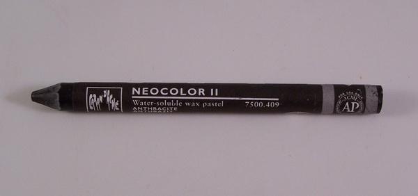 Neocolor II Charcoal Grey