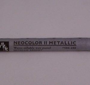 Neocolor II Silver