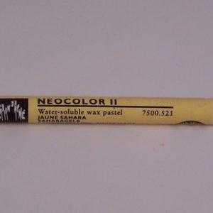 Neocolor II Sahara Yellow
