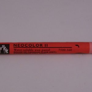 Neocolor II Light Cadmium Red