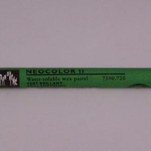Neocolor II Bright Green