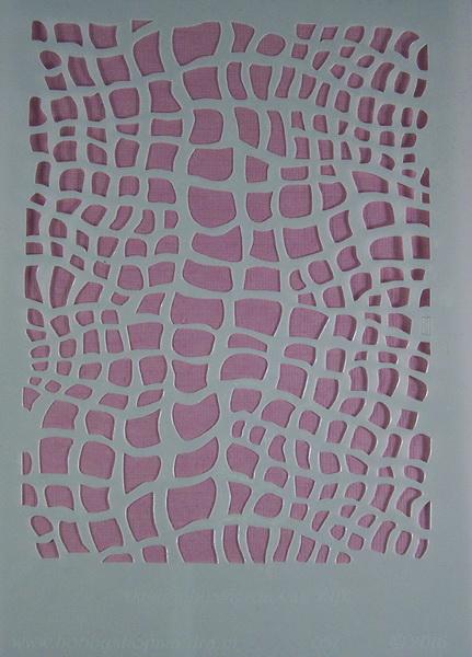 Stencils Design by Gerda van Dijk