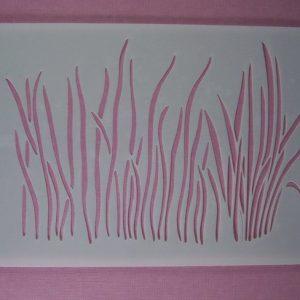 Stencil Grass Stijl 1