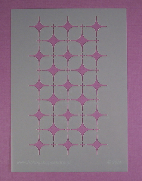 Stencil Geometrisch Stijl 2
