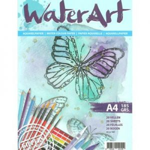 Waterart Papier Aquarelpapier A4