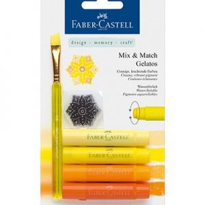 Faber Castell Gelatos Geel