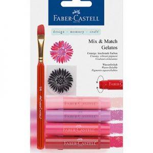 Faber Castell Gelatos Rood