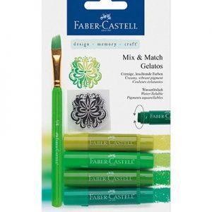 Faber Castell Gelatos Groen