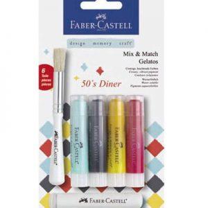 Faber Castell Gelatos 50's Diner