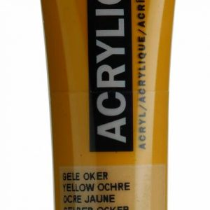 Amsterdam Acrylverf Gele Oker 20 ml