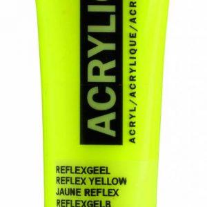 Amsterdam Acrylverf Reflexgeel 20 ml