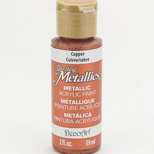 Deco Art Dazzling Metallics Copper