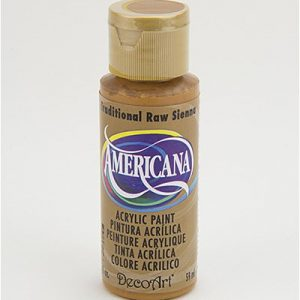 Deco Art Americana Traditional Raw Sienna