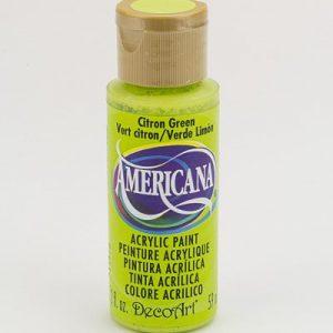 Deco Art Americana Citron Green