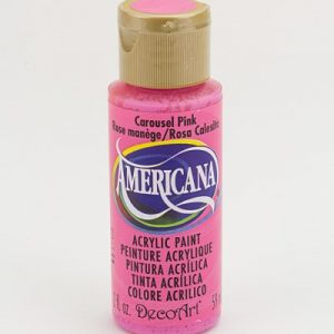 Deco Art Americana Caroussel Pink