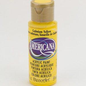Deco Art Americana Cadmium Yellow