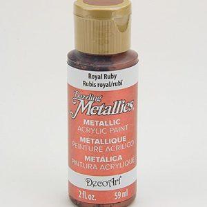 Deco Art Dazzling Metallics Royal Ruby