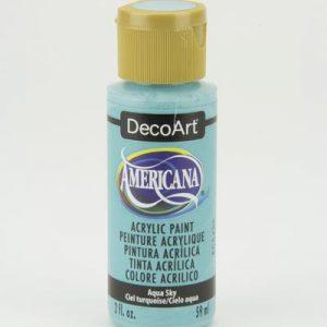Deco Art Americana Aqua Sky