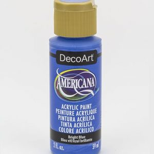 Deco Art Americana Bright Blue