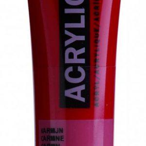 Amsterdam Acrylverf Karmijn 20 ml