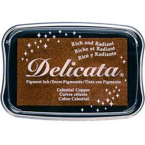 Tsukineko Delicata Celestial Copper