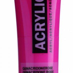 Amsterdam Acrylverf Quinarcridonerose 20 ml