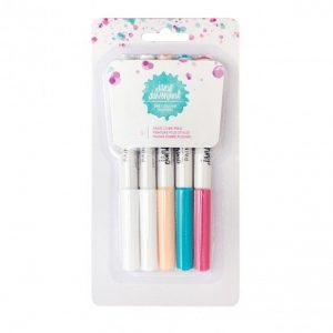 Jane Davenport paint over pens x5