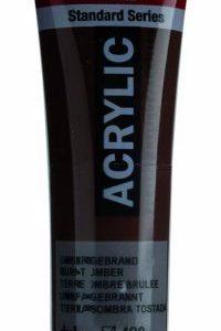 Amsterdam Acrylverf Omber Gebrand 20 ml