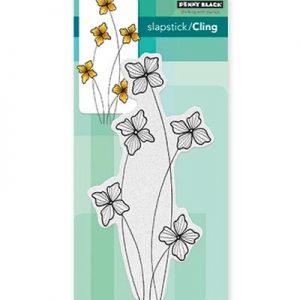 Penny Black Flowerets