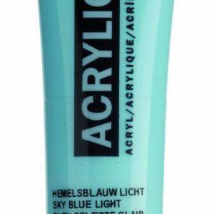Amsterdam Acrylverf Hemelsblauw licht 20 ml